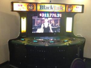 video blackjack virtual dealer
